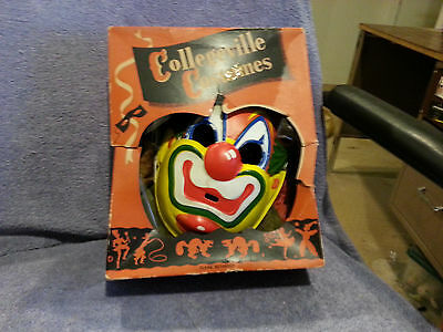 1950s Collegeville Halloween Costume Circus Clown  Child Med 8-10