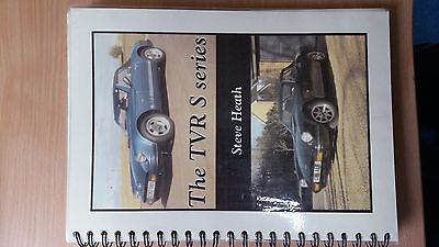 Steve Heath TVR S Bible - Signed Copy