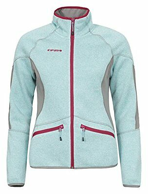 Icepeak Laurien Giacca Outdoor Donna, Blu, 46
