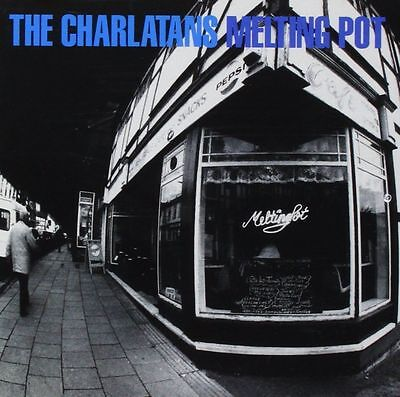 The Charlatans ~ The Melting Pot (Best Of) ~ 2 X Vinyl Lp ~ *new And Sealed*