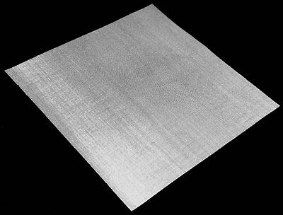Woven Wire, 200 Mesh, 77 micron hole, 0.05mm wire, 316 Stainless Steel (A4)