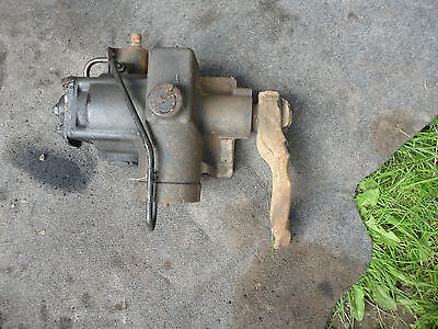 land rover discovery td5 v8 steering box 1999 2003