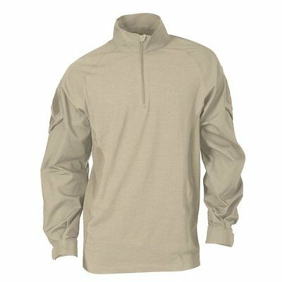 5.11 Tactical Series Rapid Assault Camicia Uomo, Uomo, Rapid Assault, beige, S