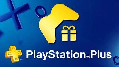 Playstation Plus 8 months
