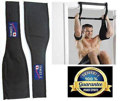 ABZ-ECLIPSE Abdominal Slings Ab Slings Ab Crunch Sling With Straps For Chin Up