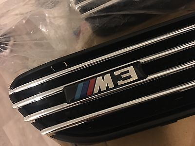 BMW E46 M3 Wing Fender Vents Left And Right