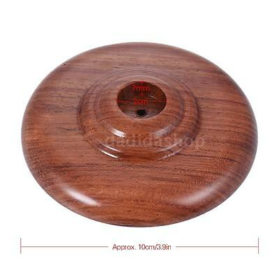 Cello Endpin Rest Stop Holder Anchor Protector Non-slip Pad Rosewood New O4L3