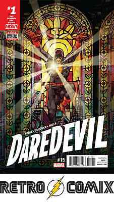 Marvel Daredevil #15 First Print New/unread Bagged & Boarded