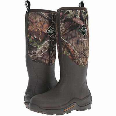 Muck Boot Company Men'S Woody Max, Color: Mossy Oak Country (Wdmmoct)