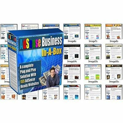 240 profitable Adsense Amazon Clickbank affiliate Websites for sale with MRR