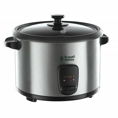 New Russell Hobbs 19750,10 Cups 1.8L Keep Warm Rice Cooker & Steamer-700W Cooker