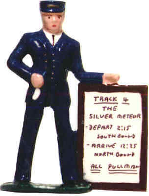 Conductor With Sign Board - New Barclay Production