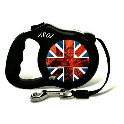 Correa Extensible Para Perro So British Talla-S
