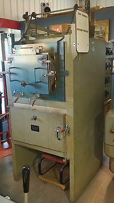 Electra Products Co. MODEL 121925 Dual Chamber Heat Treat Oven