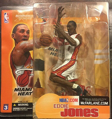 McFarlane Sportspicks: NBA Series 3 Eddie Jones (Chase Variant) Action Figure
