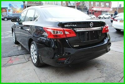 2016 Nissan Sentra S 1.8 FWD 1,770 Miles Repairable Rebuildable Salvage Wrecked Runs Drives EZ Project Needs Fix Save Big