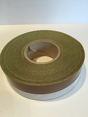 52mm x 30M x 6th Self Adhesive PTFE Glass Woven Tape Teflon NOS Sale Low Prices