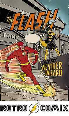 Dc Rebirth Flash #14 Johnson Variant  New/unread Bagged & Boarded