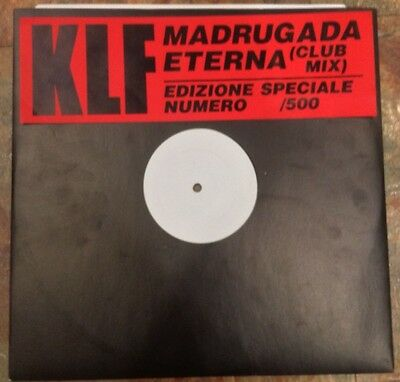 The KLF ‎– Madrugada Eterna (Club Mix) - ETERNITY 23
