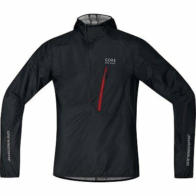 GORE BIKE WEAR Homme- Veste RESCUE WINDSTOPPER Active Shell- black- Taille:...