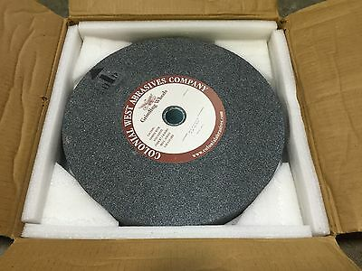 "Colonial West Large Abrasive Grinding Wheel 18"" Dia."