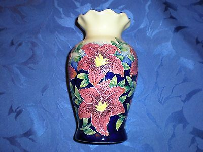 Old Tupton Ware Vase Lily Design.