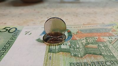 Belarus coins 1 roubles + Present!!!!   2016 NEW