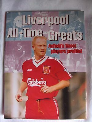 Liverpool All-Time Greats- Football Book 80 Pages