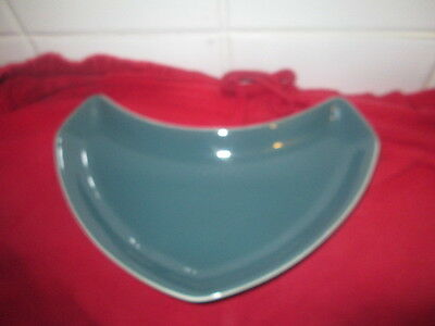 good old kidny dish by poole pottery