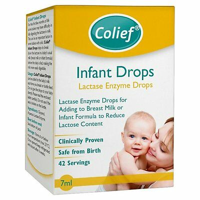 Colief infant drops 7ml - SEALED