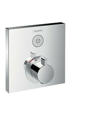HANSGROHE SHOWERSELECT Thermostat Single Outlet - 15762000