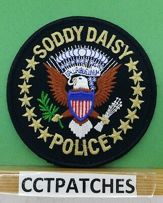 Soddy Daisy, Tennessee Police Shoulder Patch Tn