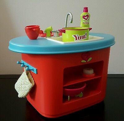 American Girl Doll Bitty Twin Kitchen Set - furniture