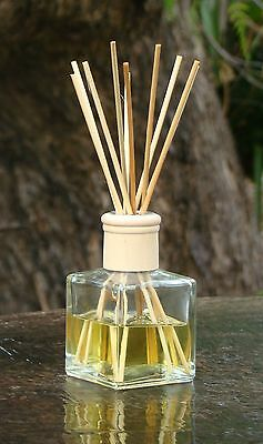 BEAUTIFUL Estee Lauder Diffuser Aroma Reeds in Heavy Glass Jar HOME FRAGRANCE