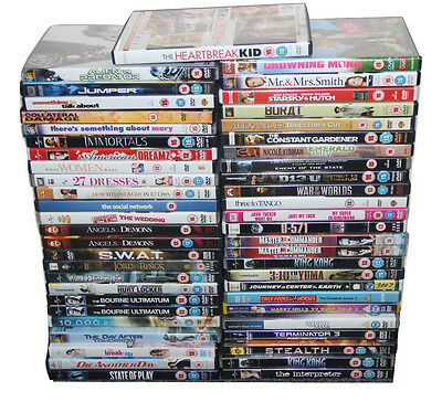 [L1] Dvd Bundle Job Lot [Choose 1] American Pie, King Kong, U-571, 27 Dresses