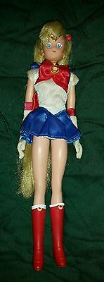 "Sailor Moon Deluxe Adventure Doll Loose 11.5"" Irwin 2000"