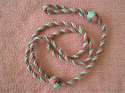 Scarce WW2 British A.T.S. AUXILIARY TERRITORIAL SERVICE LANYARD