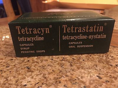Collectibles Pharmaceutical/Drug Rep Promotional Gift for Tetracycline~ Pfizer