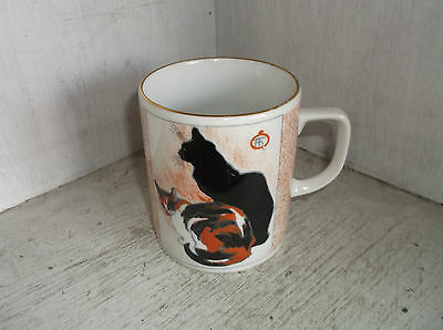 Museum of Fine Arts Boston Theophile Alexandre Steinlen CATS Mug Cup