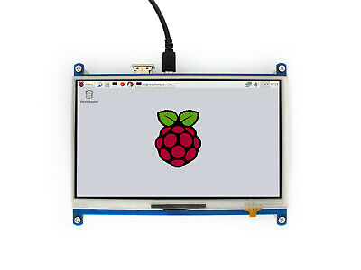 7inch HDMI LCD 7inch Resistive Touch Screen HDMI Interface for Raspberry Pi