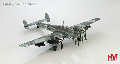 HOBBY MASTER!! HA1809 Messerschmitt Bf 110G-4 NIGHT FIGHTER Kurt Keilig