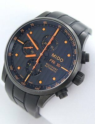 MIDO Multifort Day Date AUTOMATIC men's watch CHRONOGRAPH