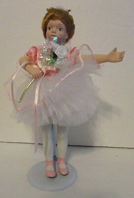 Avon collectable Ballerina Porcelain Doll
