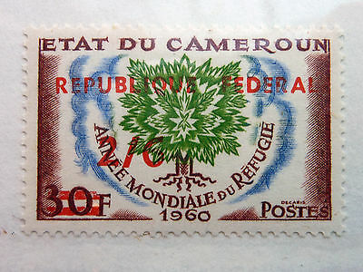 STAMPS OF AFRICA - CAMEROUN - SG 294 30f U/MINT