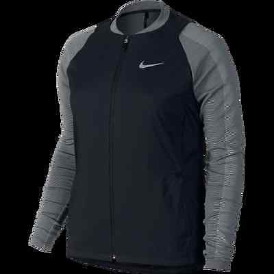 "Nike Women's Hyperadapt Aerolayer golf jacket - adult M 37.5-41"" chest- £129 RRP"