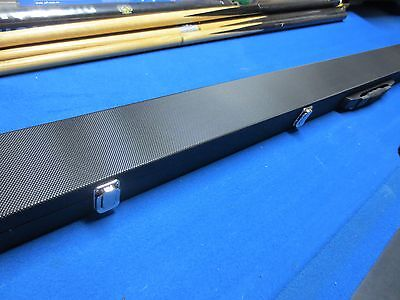 DELUXE MITCHELL CUE CASE - Holds x1 3/4 Cue - Snooker Billiards Pool