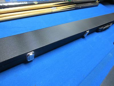 MITCHELL CUE CASE - Holds x1 3/4 Cue Plus Extension - Snooker Billiards Pool