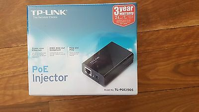 Tp Link Tl-Poe150s Single Port Poe Supplier Adapter (Injector)