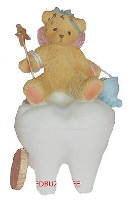 Cherished Teddies   Tooth Fairy Covered Box