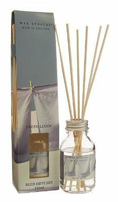 Wax Lyrical FRESH LINEN Reed Diffuser 100ml